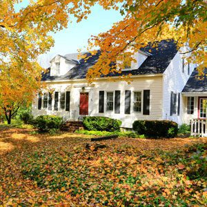Fall Homeowner's Maintenance Checklist